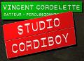 STUDIO CORDIBOY - Vincent Cordelette : batteur percussionniste