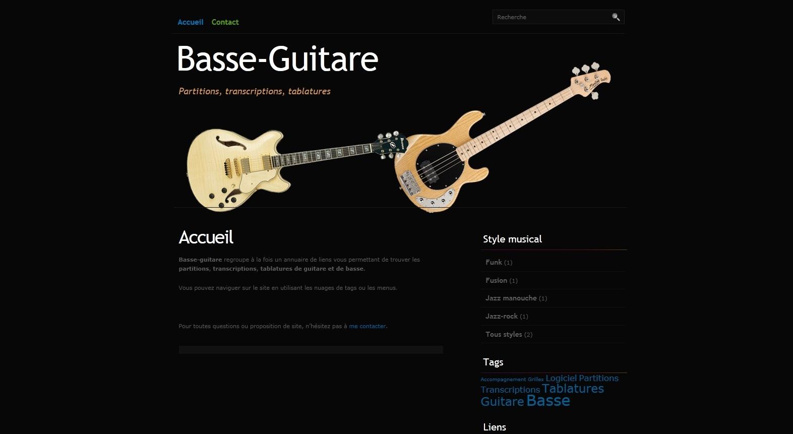 Basse-Guitare
