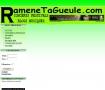 Ramène ta gueule, concerts, festivals, blogs