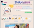 Les comptines Starmyname