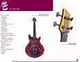 Luthier guitares et basses électriques, acoustiques, sitar électrique