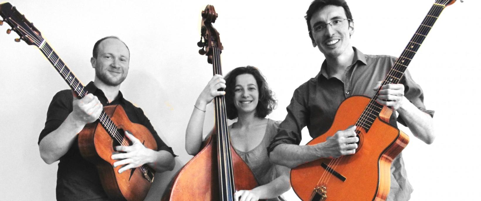 Groupe de jazz manouche pour mariage � Lille