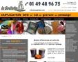 Duplication et pressage CD et DVD - la Goélette