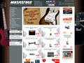 Musicstock, vente en ligne d'instruments de musique accessoires