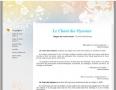 Stages de chant choral - Le Chant des Oyseaux