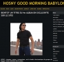 Hosny de Good Morning Babylones