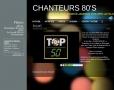 Chanteurs Année 80