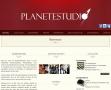 Studio d'enregistrement Planetestudio
